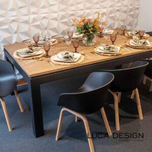 mesas de comedor de madera
